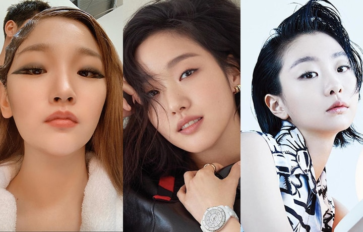 Check Out These Korean Stars With Beautiful Monolids
