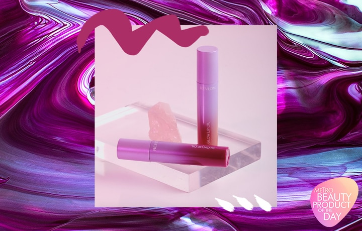 Editor's Pick of the Day: Revlon Crystal Aura Collection Glow Lip Oil