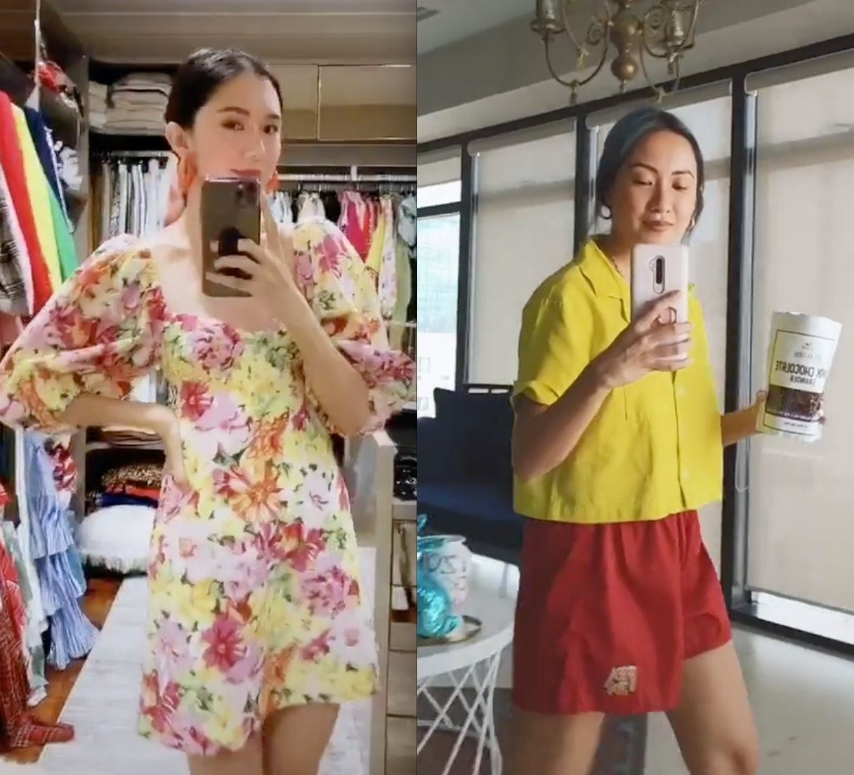 Laureen Uy's And Camille Co's Quarantine Outfits We Are Copying Right Now