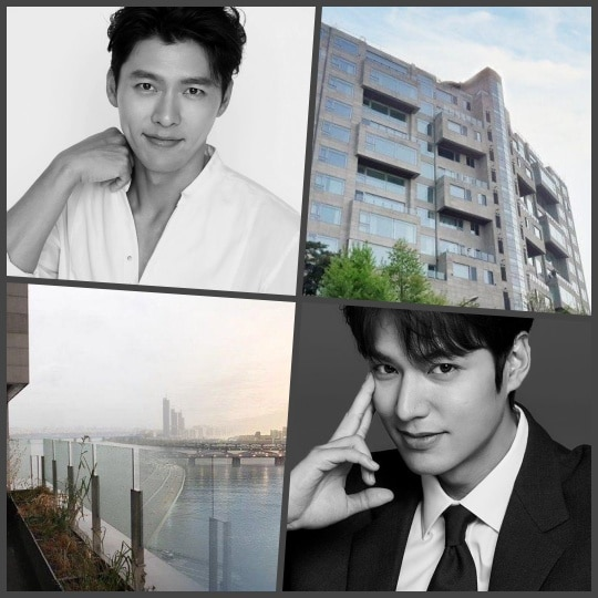 Hyun Bin and Lee Min-Ho Are Neighbors In This Hood!