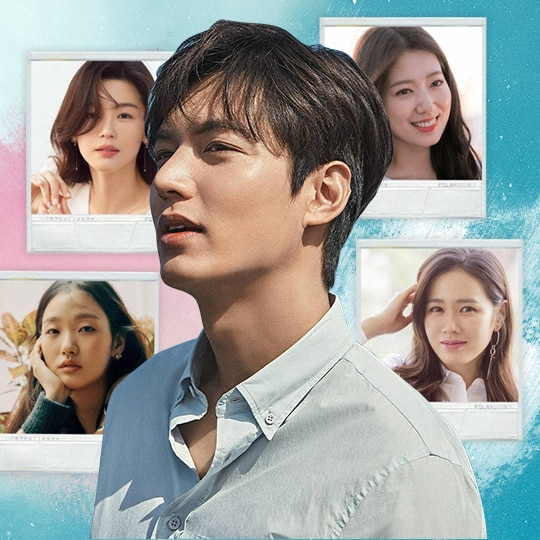 """The King: Eternal Monarch"" Star Lee Min-Ho And His K-Drama ""Queens"""