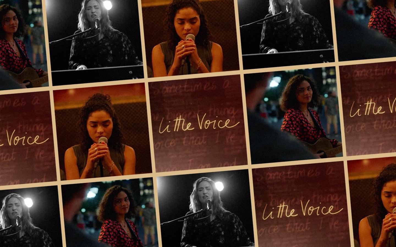 Watch The Teaser of Apple TV+'s 'Little Voice'