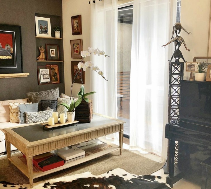 WATCH: Marga Nograles' Living Room Is Her Sanctuary These Days