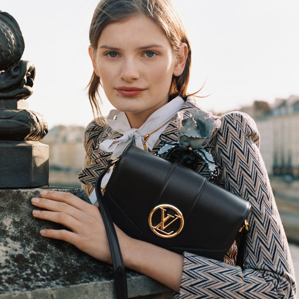 Louis Vuitton's All-New 'Pont 9' Is 2020's 'It' Bag We've Been Waiting For!