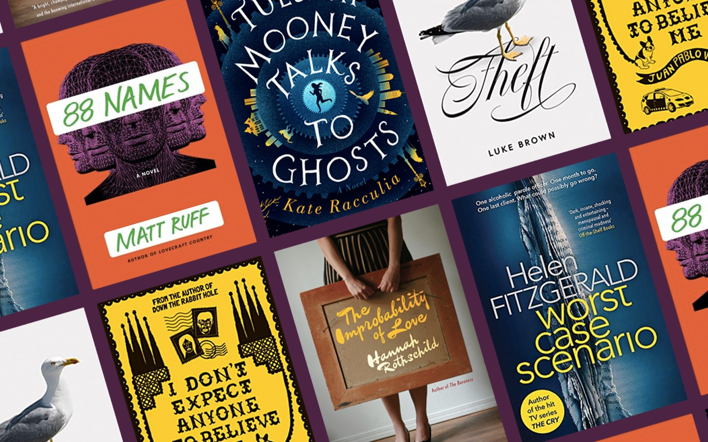 Gaming, 'Theft,' and Dark Humor: Here Are 6 Books To Read This July