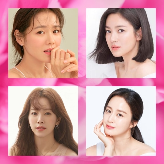 Son Ye-Jin Tops A Korean Online Community Portal's Poll On Female Celebs Who Have Always Been Beautiful