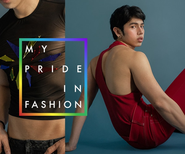 #MyPrideInFashion: How BJ Pascual Advocates For Freedom of Expression Through Style