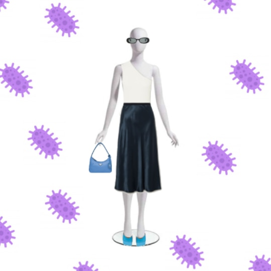 Here's A Complete Guide On How To Disinfect Every Piece of Clothing And Accessory On You