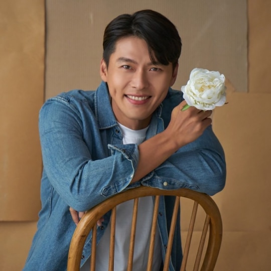 All The Dashing Looks From Hyun Bin's Newest Bench Campaign