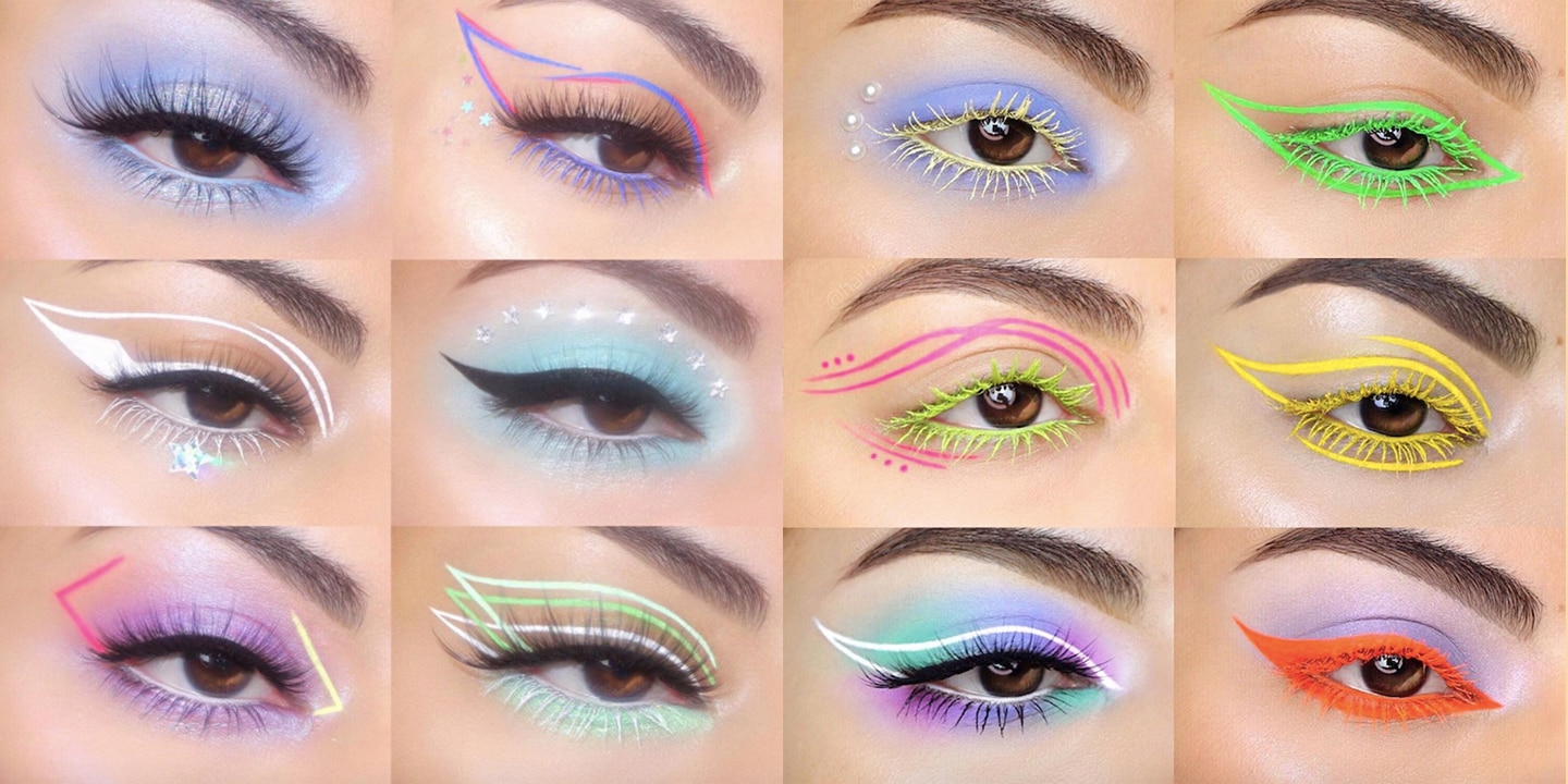 All The Hypnotizing Eye Makeup Looks By