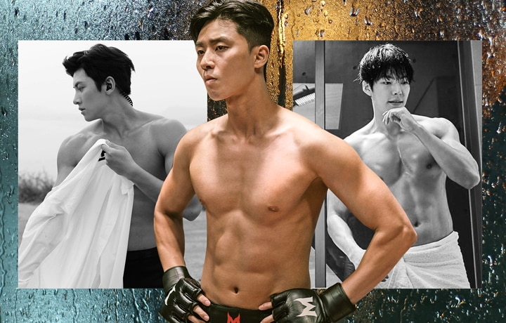 Daebak! Our Picks For The Sexiest Korean Actors (Part 1)