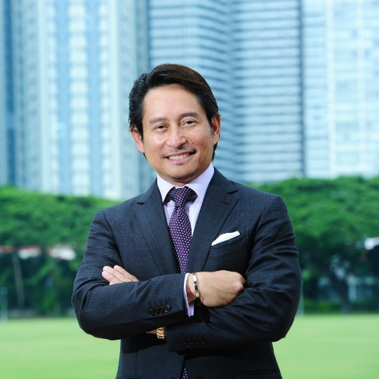 Metro Society Dads And Their Advocacies: Mike Toledo
