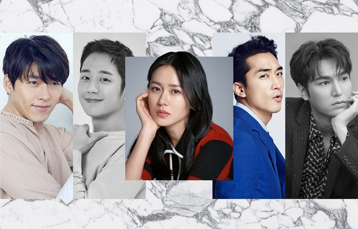 Son Ye-Jin And Her Leading Men Through The Years