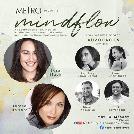 Mindflow: External Connectivity With Lucy Torres-Gomez, Amanda Griffin, Dr. Nicolo Aberasturi, Toff de Venecia