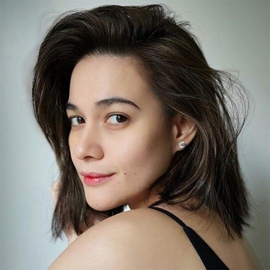 Bea Alonzo's Bare-Faced Selfies Will Inspire You To Go Makeup-Free