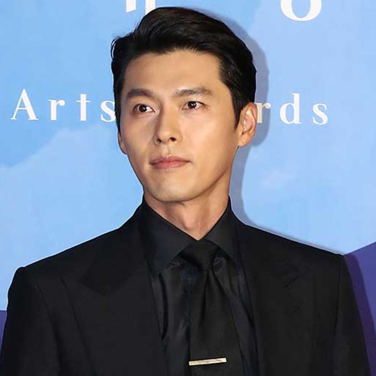 We Can't Stop Watching Hyun Bin's Close Up Shots At The 55th Baeksang Arts Awards!