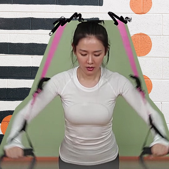 Son Ye-Jin Has A License To Teach This Workout She's Been Doing For Over 10 Years!