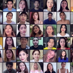 "WATCH: Your Favorite Star Magic Artists Sing ""When You Believe"""