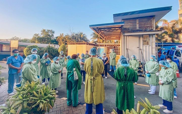 Stories From The Frontline: Healthcare Workers Share Stories Of Passion And Compassion Amidst The Coronavirus Outbreak