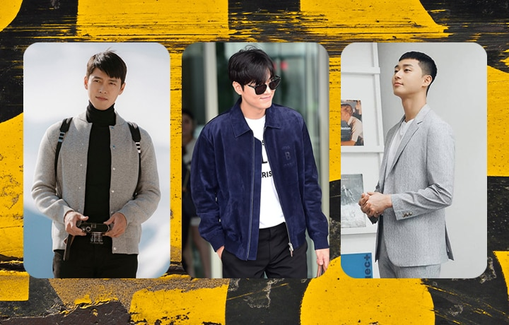Hyun Bin VS Lee Min-Ho VS PSJ: Which Stylish K-Drama Heartthrob Is For You?