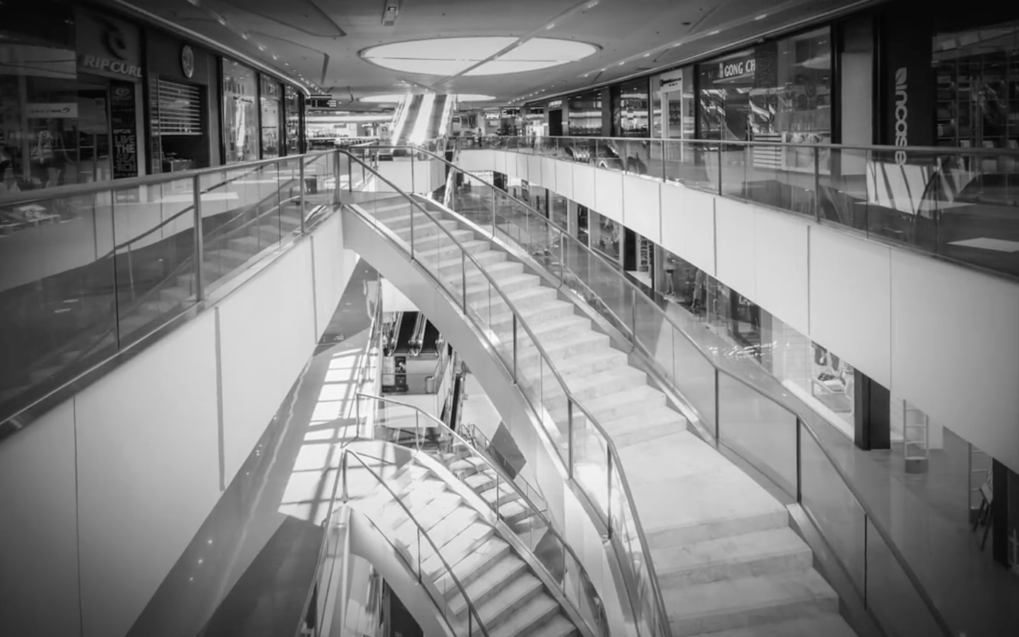The Near-Future of Our Malls: The New Abnormal