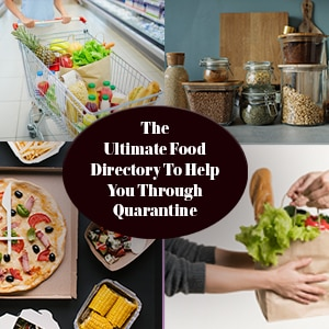 Metro.Style's Complete Food Guide To Help You Through Quarantine