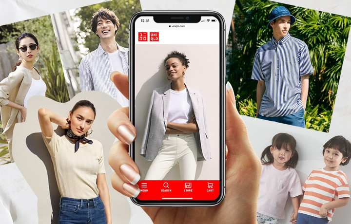 5 Reasons Why We're Online Shopping From The New Uniqlo App Soon
