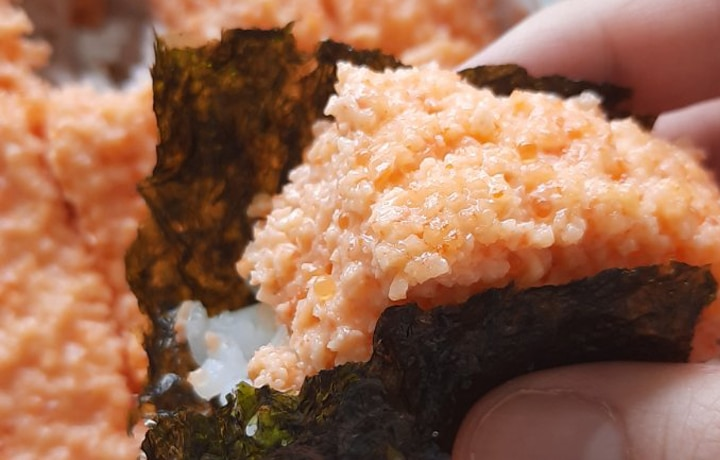 Here's A Very Easy Sushi Bake Recipe You Can Try At Home