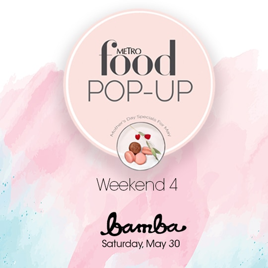 The Last Metro Food Pop Up This May Brings You Beloved And Heartwarming Filipino Favorites