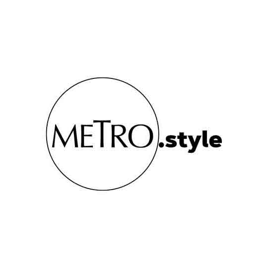 Iza Calzado on the digital cover of Metro.Style for Metro's 30th anniversary.