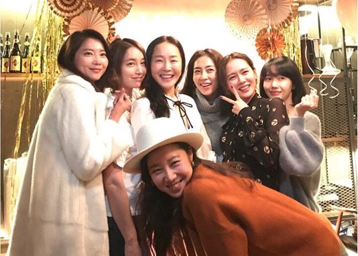 Son Ye-Jin's Celebrity Friends