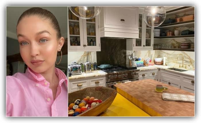 Tour Gigi Hadid's NY Home
