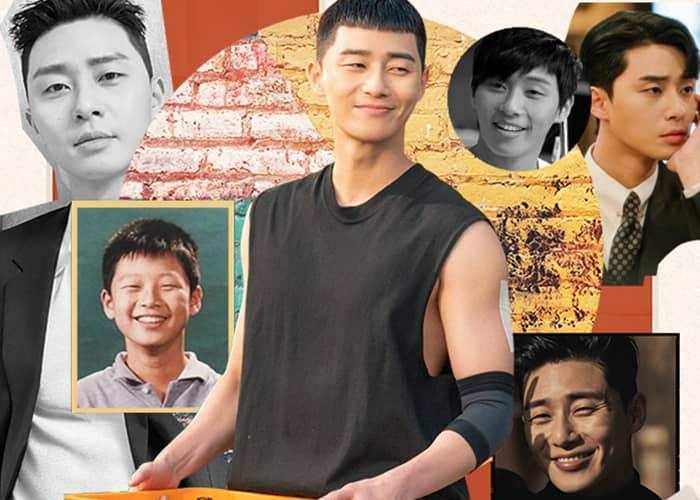 Park Seo-Joon Evolution