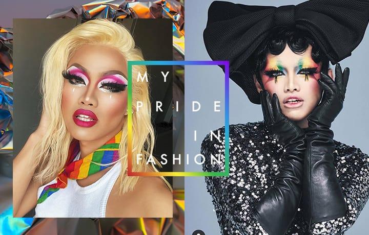 Gigi Aricheta's Pride In Fashion