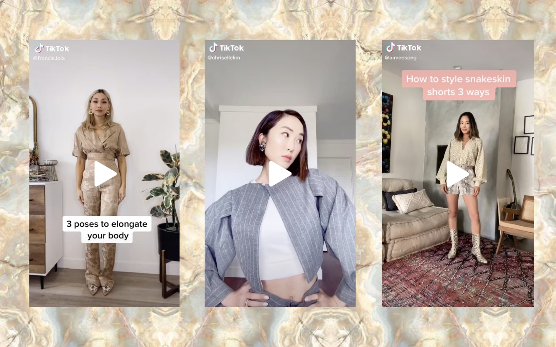 International Tiktok Stars To Follow For Some Real Fashion Metro Style
