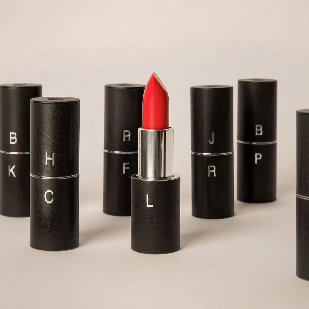 Personalize your very own La Bouche Rouge lipstick case with your initials!