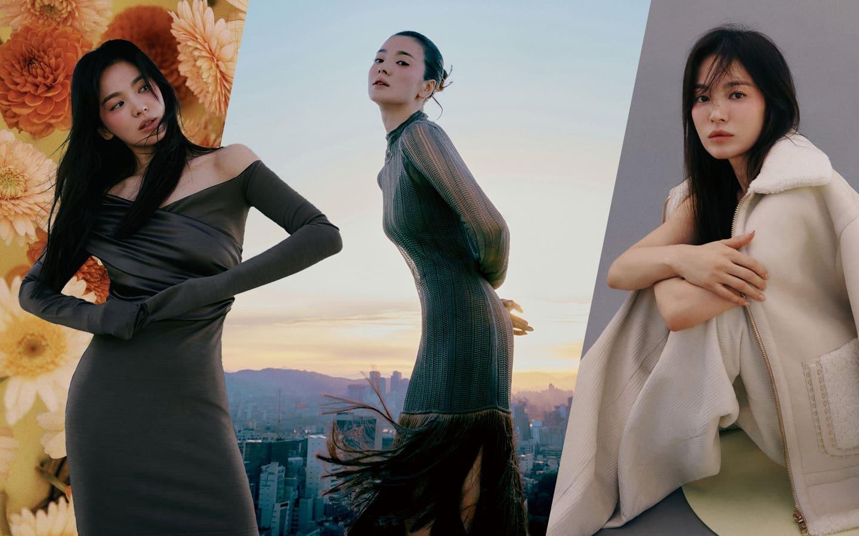 Song Kye-kyo 'Vogue' Korea September