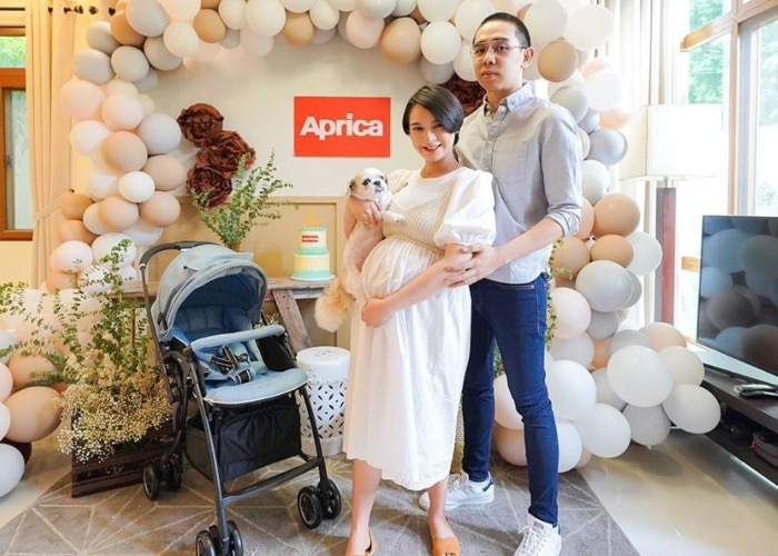 Ryza Cenon's baby shower