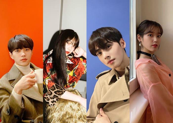 K-pop Idol-Actors