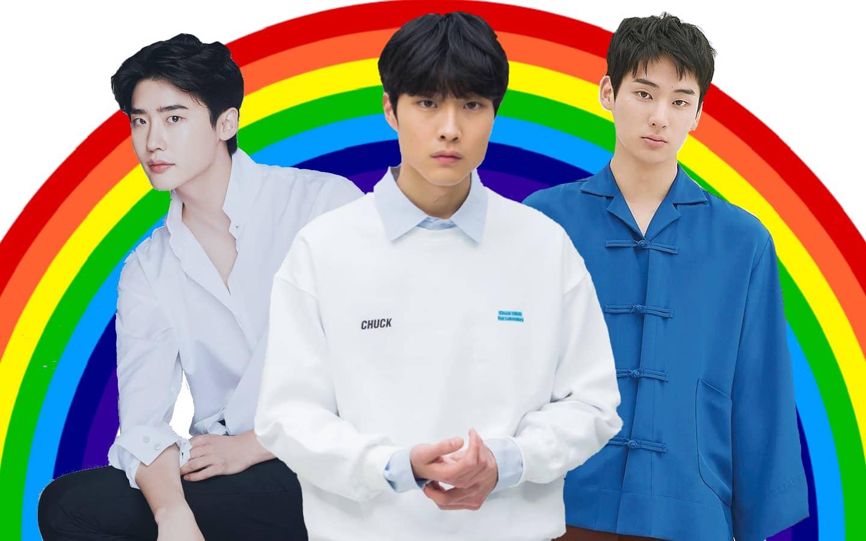 Korean Actors as Gay K-Drama Characters