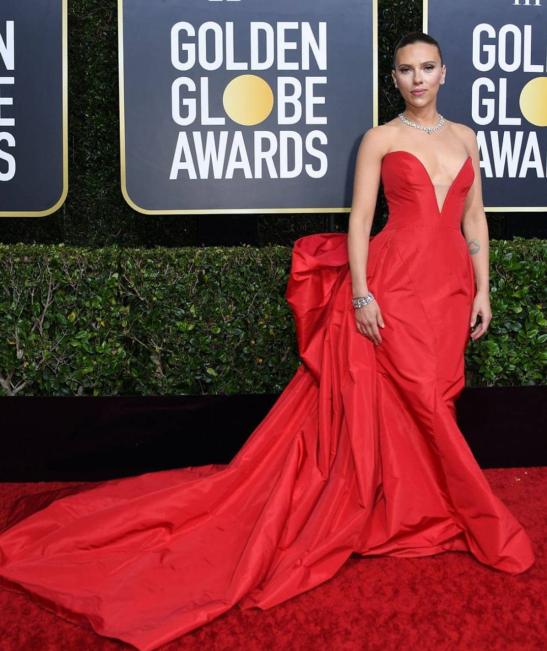 Golden Globes 2020 The Stars Who Stood Out With Their Bold