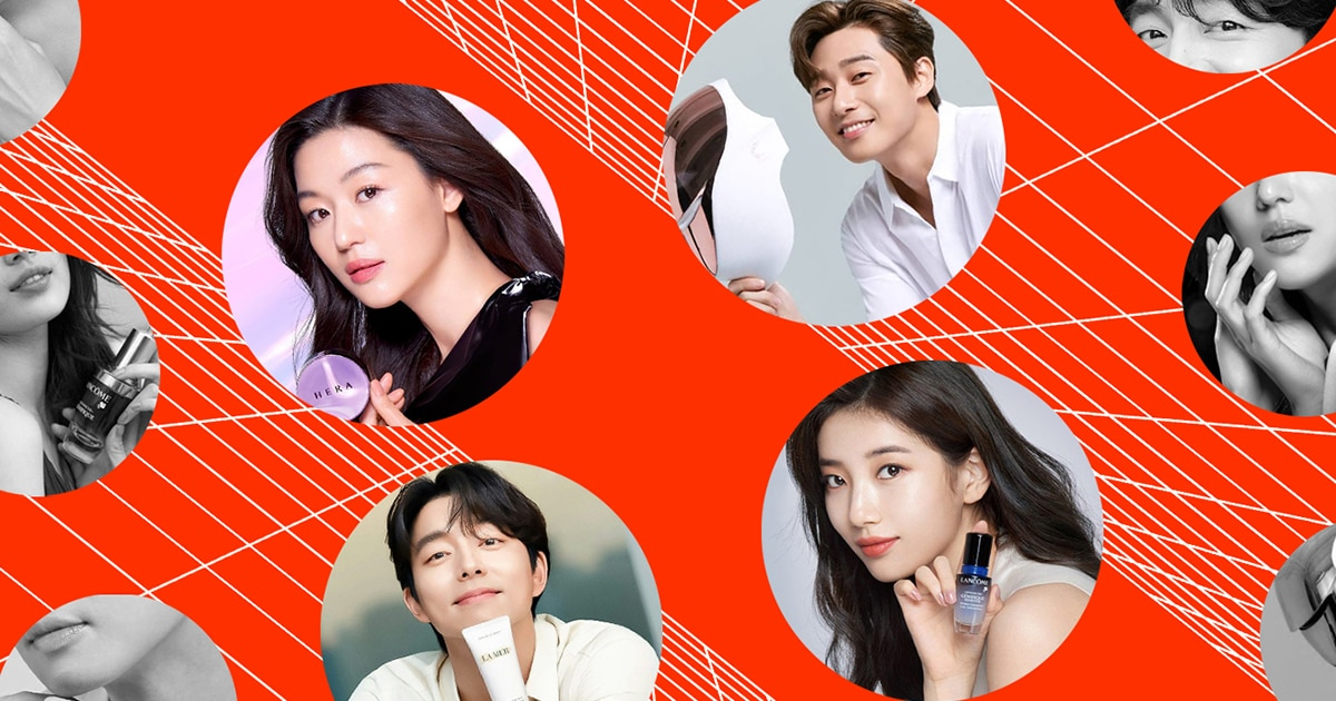 Top Korean Celebs With Most Number of Beauty Endorsements