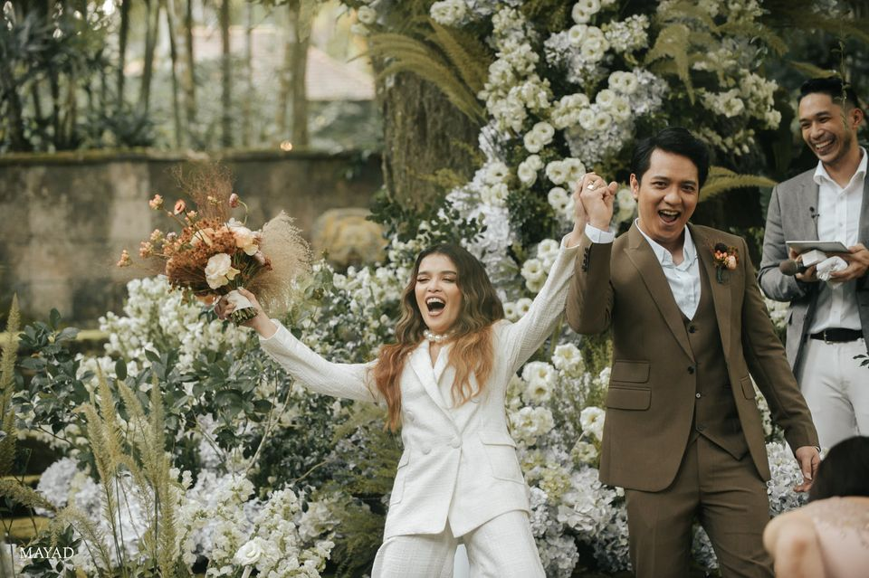 TJ Monterde and KZ Tandingan's Wedding