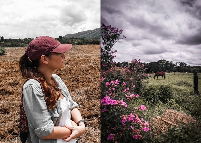 homestead living in bukidon with maria perrine