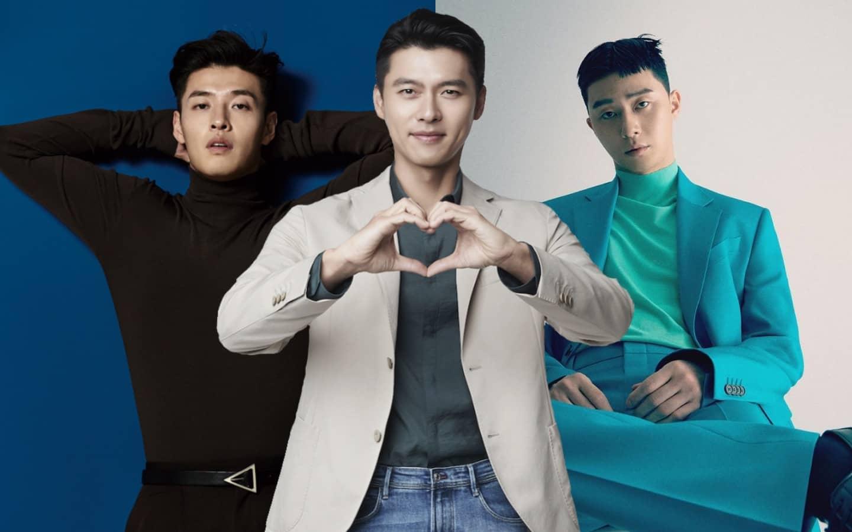 Most Stylish Korean Actors