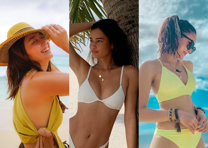 Celebs Recently Spotted In Boracay
