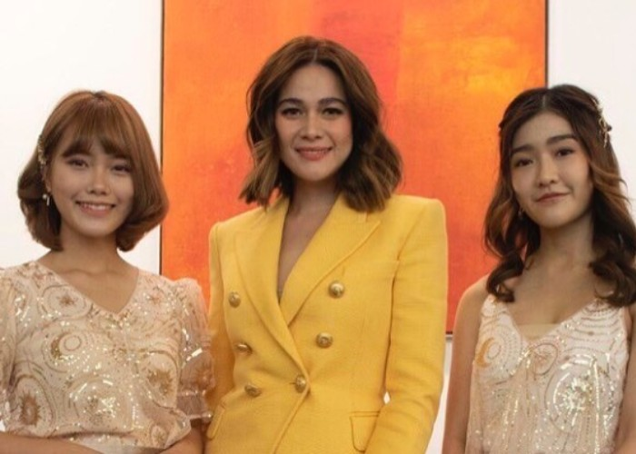 After being recognized as one of Asia's top actresses eyed to cross over to the international movie scene, Bea graces the event alongside some of the region's biggest names
