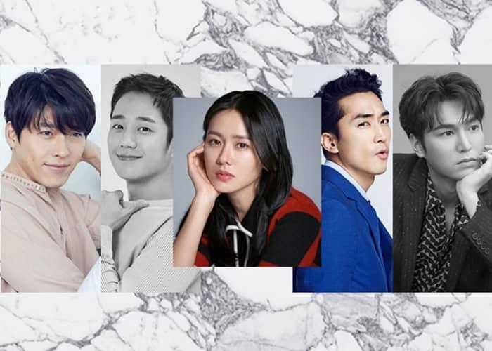 Son Ye-Jin's Leading Men