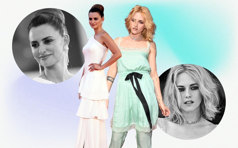 Stars in Chanel Venice Film Festival