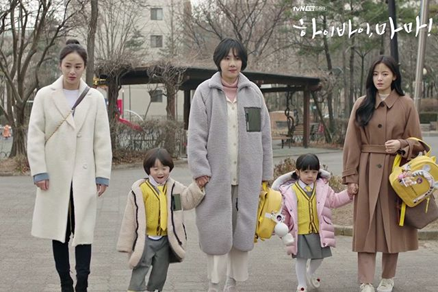 different faces of motherhood in hi bye mama 0